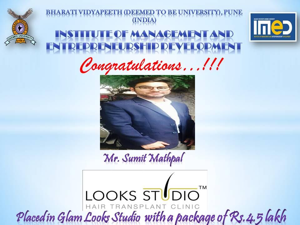 Institute of Management and Entrepreneurship Development, Pune